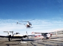 GFT utilize single and multi-engine aircraft and the helicopter to deliver its comprehensive flight training programs