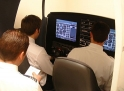 The Flight Simulator is a valuable tool for training today's top aviation pilots
